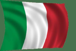 flaga Włochy